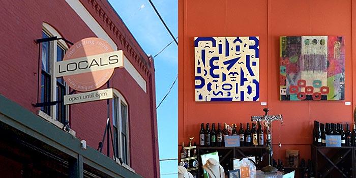 Locals-sign